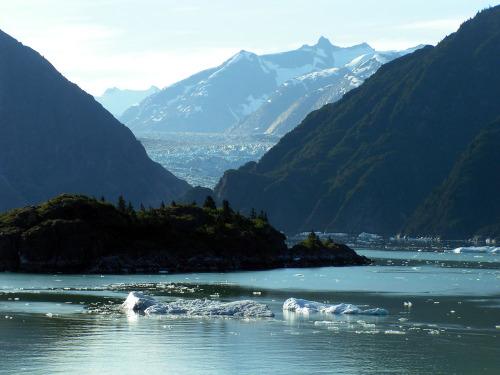 Glacierspanorama