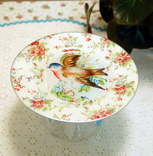 Platecrystalbird